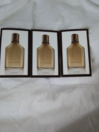 3 Avon Samples
