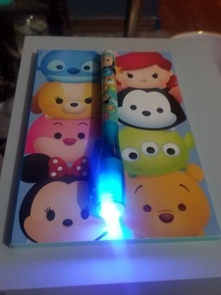 Disney Tsum Tsum Secret Message Set