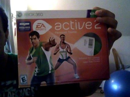 ea sports active 2.0 bundle