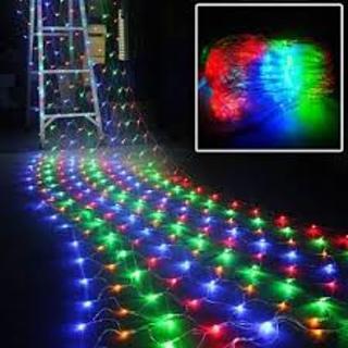 LED Mesh Net Lighting