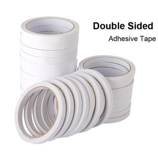 10m Double Faced Adhesive Deco Tissue Tape Sided Face Papeleria School Stationery Store Sticky Ite