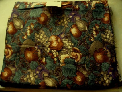 Autumn Fabric for Sewing or Quilting