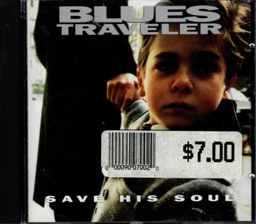 Save His Soul - CD by Blues Traveler