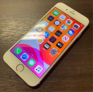 MINT condition UNLOCKED Rose Gold iPhone 6s 64GB