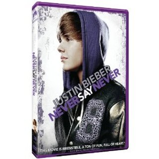 Justin Beiber Fans Gotta Check Out His Movie.Never Say Never Big Hit Fresh Off The Press