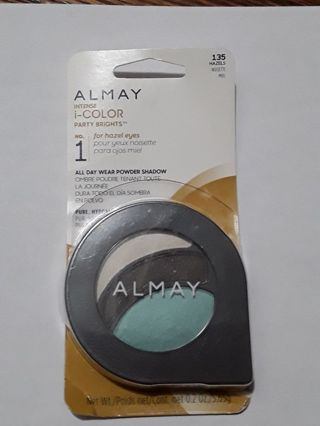 Almay intense I-color eyeshadow for Hazel eyes