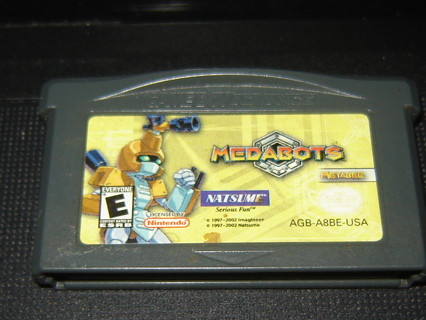 Free: Nintendo GBA Game Medabots Metabee Gold - Video Games - Listia