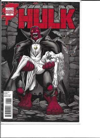Hulk #26 Marvel Comics Variant 2/4 Limited Edition