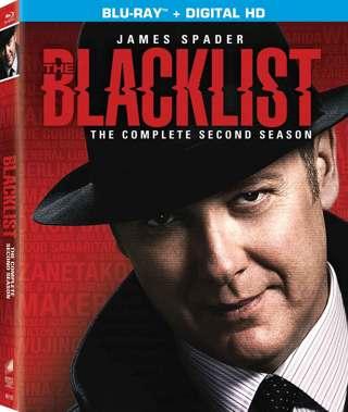 Black List Season 2 Digital HD code from Canadian blu ray GP Redeem