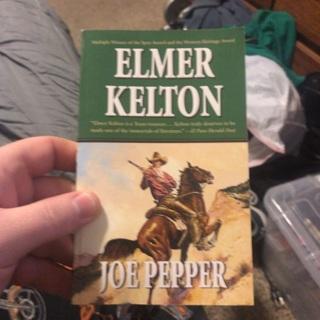 Joe Pepper book