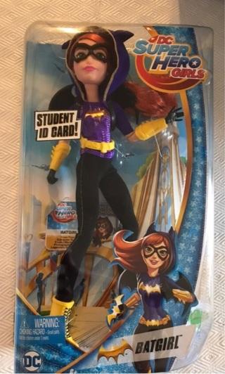 DC Superhero Girls, New!
