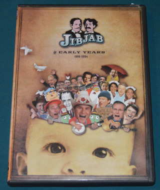 Free: JibJab The Early Years DVD - DVD - Listia com Auctions