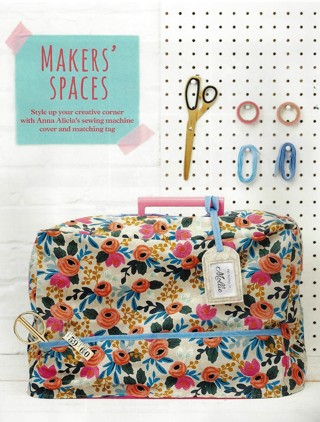 Free New Patternstyle Up Your Sewing Cornersewing Machine Cover