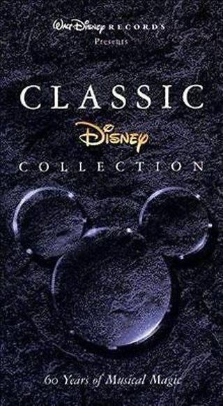Disney Classics Collection 4 Disc Set