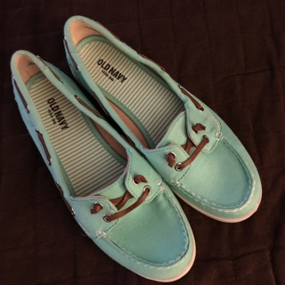 *EUC* OLD NAVY canvas shoes -womens size 7
