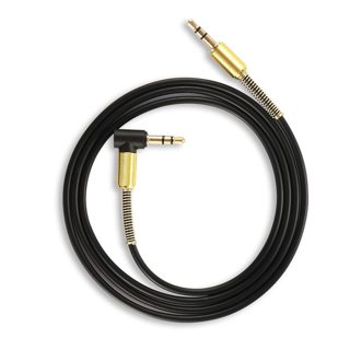 Car Aux Audio Cable 3.5mm with 90 Degree Angle