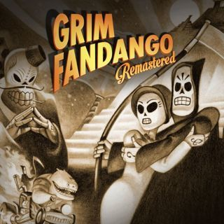 Grim Fandango Remastered - Steam Key