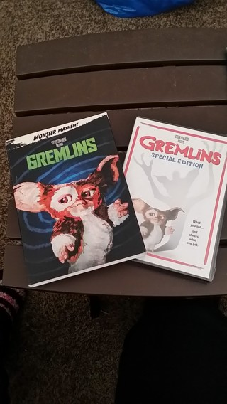 "Brand New in Case DVD of the Movie ""GREMLINS"" Special Edition / Free Shipping"