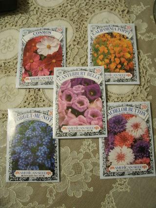 **Flower Seeds**