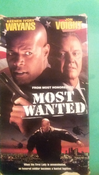vhs most wanted free shipping