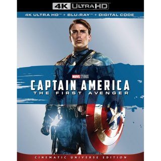 Marvel Captain America: The First Avenger (2011) Movies Anywhere Digital HD Movie Code!!