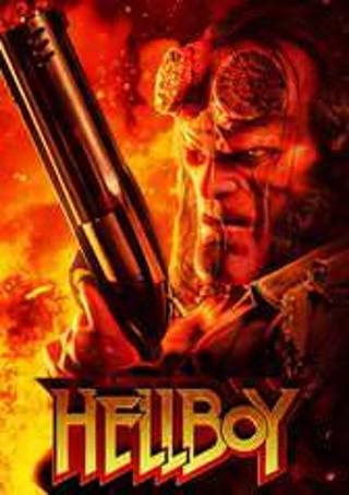 Hellboy 2019 InstaWatch