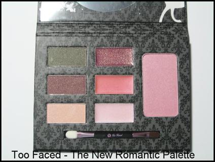 """Too Faced """"The New Romantic"""" Make-up Collection"""