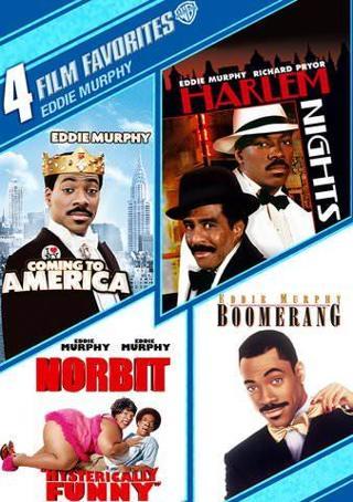 4 Film Favorites: Eddie Murphy InstaWatch  ONLY ONE I HAVE