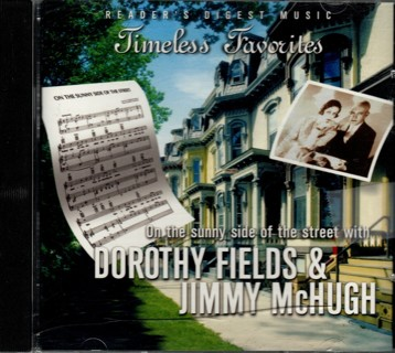 On the Sunny Side of the Street - CD by Dorothy Fields and Jimmy McHugh - Reader's Digest Music