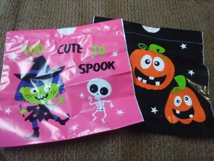 BN 2ct Halloween Themed Goodie Bags