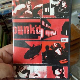 DVD Punk'd Season 1. 2 discs. Ashton Kutcher