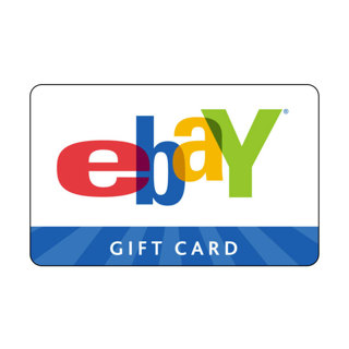 eBay 50 USD $ GIFT Code + Online Delivery