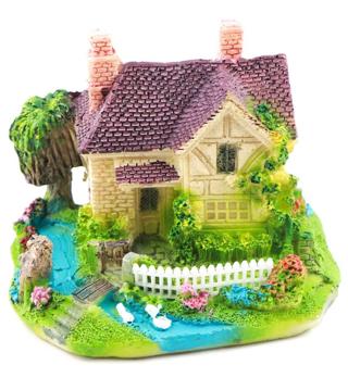 Fairy Garden Brick House