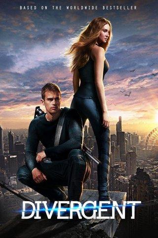 Divergent (digital movie code)