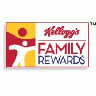 Kellogg's rewards code