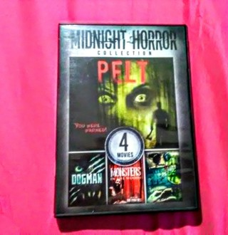 4 Horror Movies dvd - Rated R