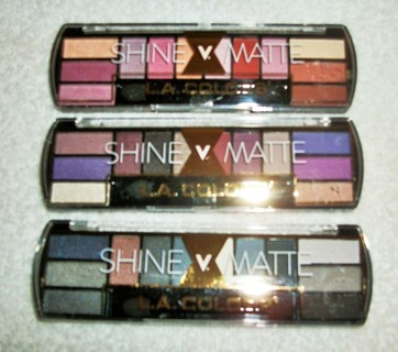 "L.A. COLORS EYESHADOW - ENCHANTING BEAUTY ""FREE SHIPPING"" with GIN"