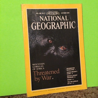 National Geographic: October 1995