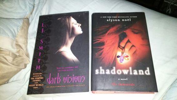 Books....Fiction