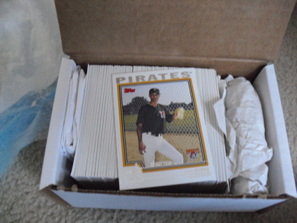 2004 Topps Traded Baseball Complete Set #T1-T220 Felix Hernandez RC Tough Year!