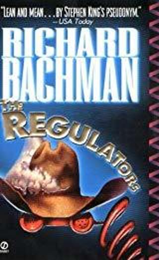 REGULATORS by STEPHEN KING (BEFORE YOU BID PLEASE ASK HOW MUCH SHIPPING COSTS TO YOUR LOCATION)