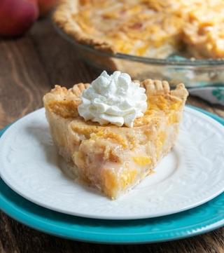 •❤️ (New) Southern Peach Pie Recipe ❤️•