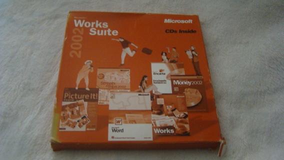 cd pack 2002 Works Suite Program