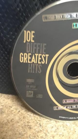 JOE DIFFIE GREATEST HITS CD