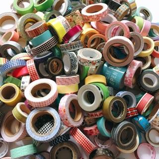 Huge (100+) Washi Tape Lot