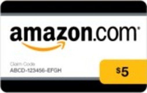 GET IT NOW!!~GIN~AMAZON GIFT CARD $10~LOW POINTS!~