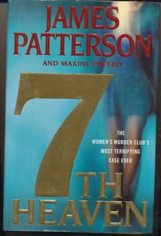 """7th Heaven,"" A Woman's Club Murder Mystery, HC, Like New Condition, Ships Free ww/GIN - BK-1020"