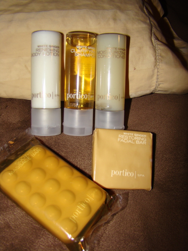 Free Portico Spa Collection Skincare Bath Amp Body