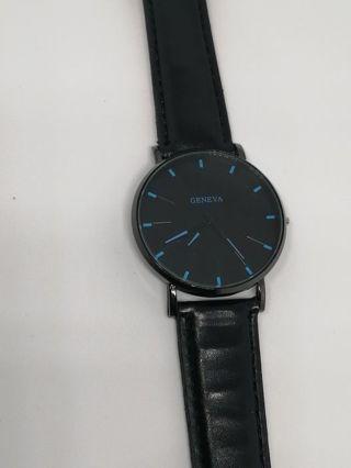 New Men's Fashion Ultra Thin Watches Stainless Steel Mesh Belt Quartz Watch