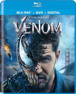 Venom (Digital HD Download Code Only) **Tom Hardy** **Marvel Comics** **Woody Harrelson**